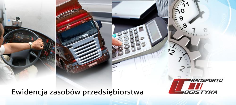 Ewidencjonowanie pracowników, pojazdów, zleceń i delegacji w programie dla firm transportowych - Logistyka Transportu