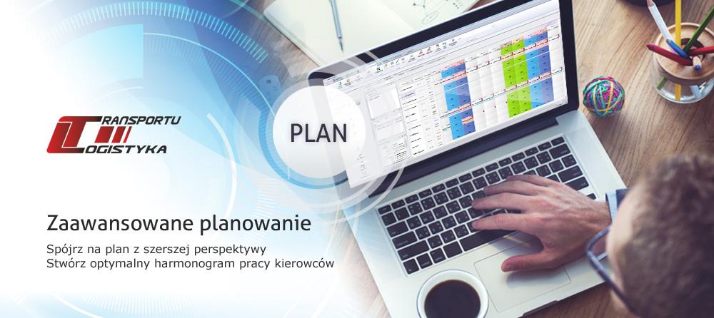 Zaawansowane planowanie etapowe w oprogramowaniu Logistyka transportu